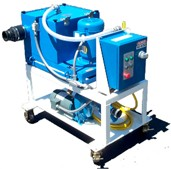 Portable Centrifuge Module for Cold Headers